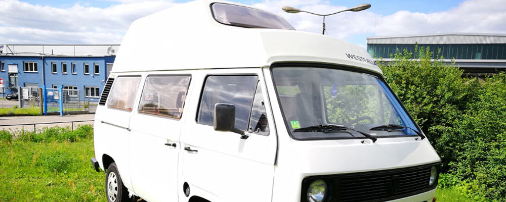 Campingmobil mieten